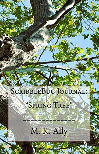ScribbleBug Journal: Spring Tree