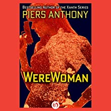 WereWoman Audiobook by Piers Anthony Narrated by Fabio Tassone