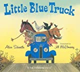Little Blue Truck   [LITTLE BLUE TRUCK-BOARD] [Board Books]
