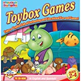 Toddler's Toybox: Toybox Games