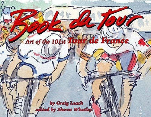Book de Tour: Art of the 101st Tour de France