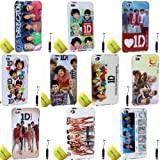 1D One Direction Case For Apple iPod Touch 4 4Th Generation + Stylus + Screen Protector AOA Cases® (All 10 Cases)