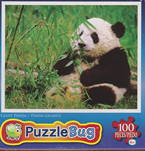 Puzzlebug 100 Piece Jigsaw Puzzle ~ Giant Panda