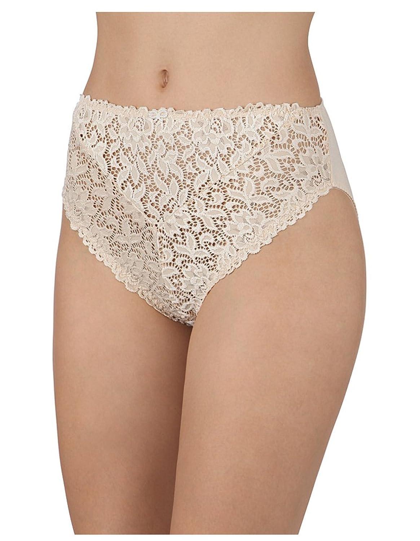 Barbara Cecilia hoch geschnittene Unterhose in Nude 70608-PN-227 online kaufen
