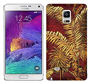 WOW Printed Designer Mobile Case Back Cover For Samsung Galaxy Note 4