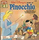 Walt Disney's Story of Pinocchio (0307580512) by Disney