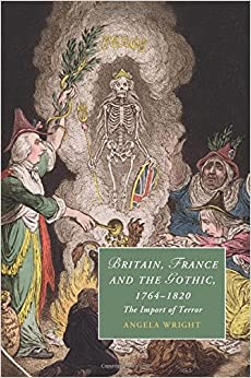 Britain, France, and the Gothic, 1764-1820: The Import of Terror