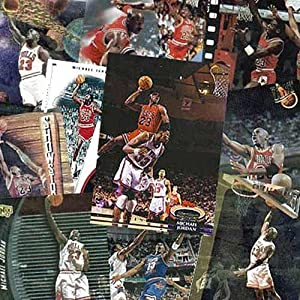 Various Brands Chicago Bulls Michael Jordan 20 Trading Card Set by Unknown