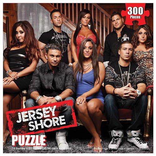 Jersey Shore: Puzzle - 300-Piece - 1