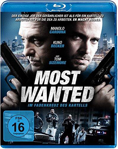 Most Wanted - Im Fadenkreuz des Kartells [Blu-ray]