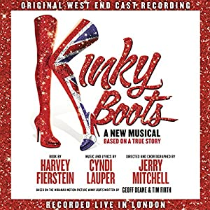 Original West End Cast of Kinky Boots(Amazonの購入ページへ)
