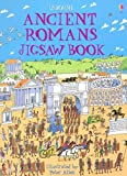 img - for Ancient Romans Jigsaw Book (Usborne Luxury Jigsaw Books) book / textbook / text book