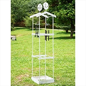 Spi Wind Chime Display Rack