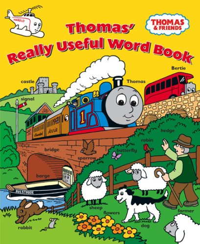 Thomas' Really Useful Word Book (Thomas & Friends)