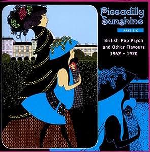 Piccadilly Sunshine Six: British Pop