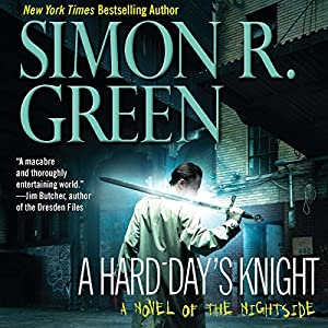 A Hard Day's Knight Audiobook