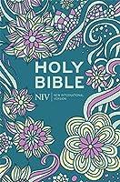 NIV Pocket Floral Hardback Bible (Bible Niv)