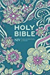NIV Pocket Floral Hardback Bible (Bib...