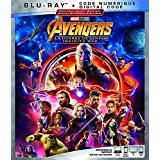 Avengers: Infinity War [Blu-ray + Digital HD]