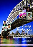 img - for New Bridges Book 4; written by Nancy Cheek; edited by Cherie Rempel (for high intermediate - low advanced ESL / EFL students and English programs) book / textbook / text book