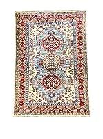 Eden Carpets Alfombra Ghazni Super Rojo/Multicolor 138 x 98 cm