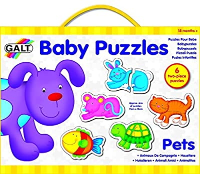 Galt New Baby Puzzle - Pets