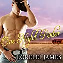 One Night Rodeo: Blacktop Cowboys, Book 4 Audiobook by Lorelei James Narrated by Scarlet Chase