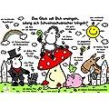 Ravensburger 19008 - sheepworld: Gl�ckspuzzle - 1000 Teile Puzzle