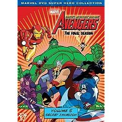 Avengers: Earth's Mightiest Heroes 5
