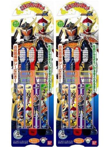 こどもハブラシ 仮面ライダーセット 3本