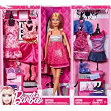 Barbie Barbie Doll and Fashion Assortment