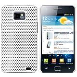 mumbi gummierter R�CKseitenSCHUTZ Samsung i9100 Galaxy S II NetCase Tasche BackCover Etui H�lle Galaxy S2 S 2 SII Back Cover Schutzh�lle RUBBER Case