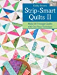 Strip-Smart Quilts II: Make 16 Triang...