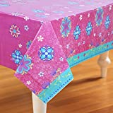 Frozen Plastic Table Cover 54x84 Birthday Party Supplies