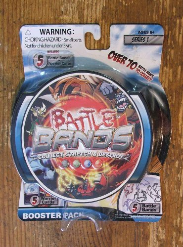 Battle Bands Booster Pack - 1
