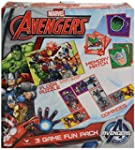 Marvel Avengers 3 in 1 Activity Game...