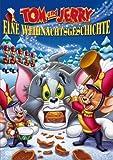 DVD Cover 'Tom und Jerry - Eine Weihnachtsgeschichte