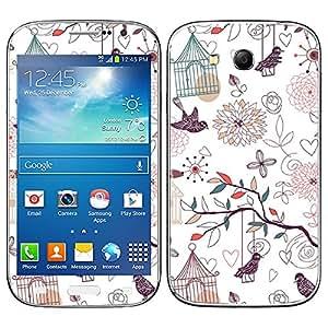 Theskinmantra Cage Bird Samsung Galaxy Grand Neo Plus mobile skin