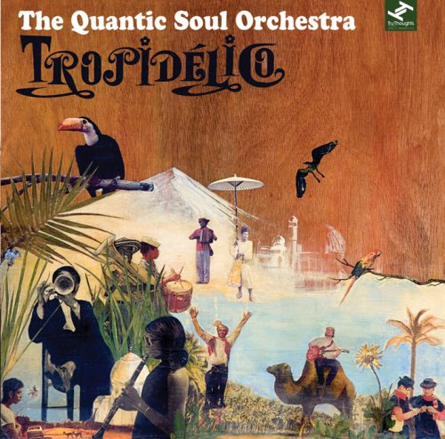 The Quantic Soul Orchestra-Tropidelico-(TRUCD139)-CD-FLAC-2007-WRE Download