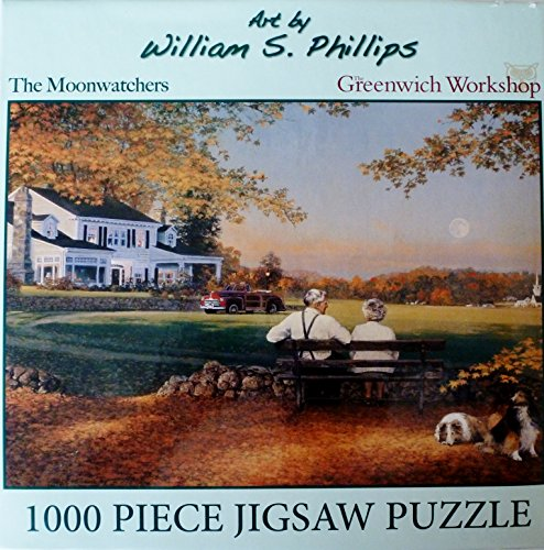 'The Moonwatchers' 1000 Piece Jigsaw Puzzle By William S. Phillips