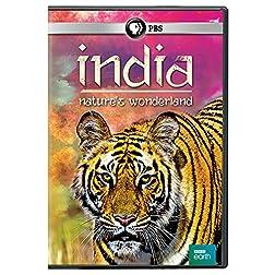 India: Nature's Wonderland DVD