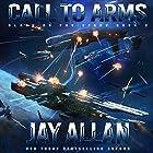 Call to Arms: Blood on the Stars, Book 2 Hörbuch von Jay Allan Gesprochen von: Jeffrey Kafer