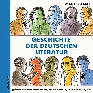 Geschichte der deutschen Literatur Hörbuch