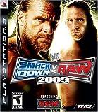 WWE Smackdown vs Raw 2009 (輸入版)