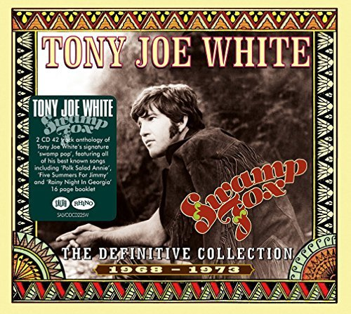 Tony Joe White-Swamp Fox The Definitive Collection 1968-1973-2CD-2015-ERP Download
