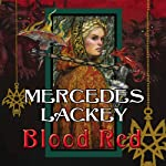 Blood Red: Elemental Masters, Book 9 (       UNABRIDGED) by Mercedes Lackey Narrated by Tamara Marston