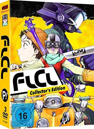 FLCL / Furi Kuri, Gesamtausgabe (DVD)