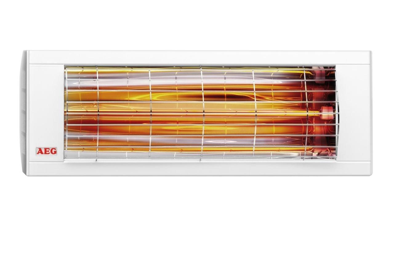AEG 229952 IR Comfort 2020 Infrarot Kurzwellen Heizstrahler 2000 W für Wintergarten  BaumarktÜberprüfung und weitere Informationen