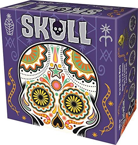 Skull And Roses: Skull