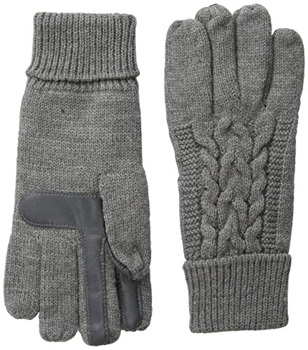 isotoner-womens-solid-triple-cable-knit-smartouch-gloves-oxford-heather-one-size